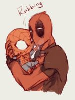 Spideypool13  by LKiKAi
