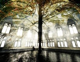 Autumn Refectory by CaveCanem42