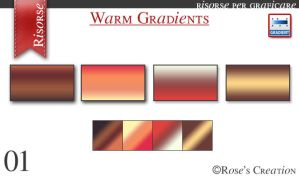Warm Gradients by dreamswoman