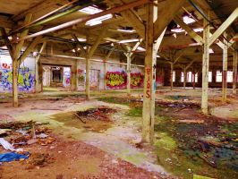 abandoned furniture plants VI by tussy1483