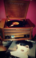 My Great LP Player. by ASFmaggot