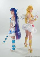 Panty and Stocking 2 by Torchilina
