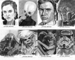Topps Sketch Cards Group 7 by khinson