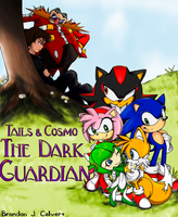 Tails and Cosmo: The Dark Guardian by xXIttlesXx