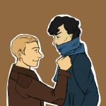 That's too tight, John by lady-alor