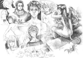 sketches 30.11.09 by Razuri-the-Sleepless