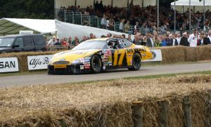 Nascar Ford Taurus by gradge