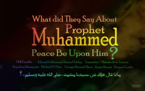 What did They Say about prophet MUHAMMED ? by MoGaHeDa