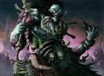 Lich Lord of Unx by DaveAllsop