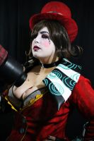 Mad Moxxi Red by II2DII