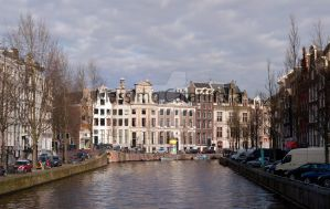 Herengracht - Amsterdam by MassimoCatarinella