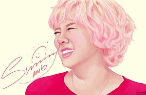 SUNNY by browneyedwingly