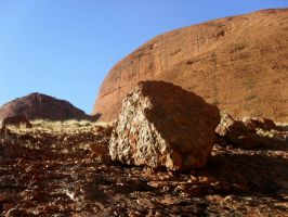 Central Australia by AliciaCurrie