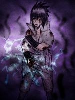 Sasuke's Placebo Affect by LightsChips