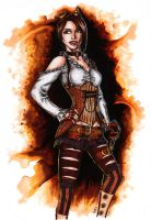 Hildesia Lady Valerie by Dinoforce