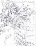 Everyone Gets Scared by LiloandStitchFan