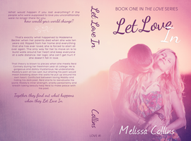 Let Love In by Melissa Collins by coveritdesigns