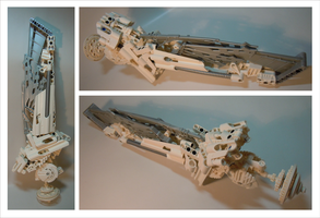 Bionicle Tool - Icicle Buster by Alex-Darkrai