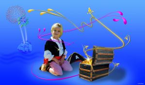 Little Pirate Keira 2 by JustmeTD