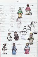LEGO Hetalia Page 3 by acklaygohome