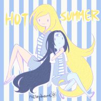 HOT SUMMER by PvElephant
