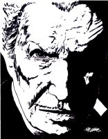 From out of the Darkness He came Vincent Price by teddy09