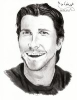 Christian Bale by BridgeToNeverland