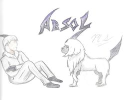 Absol by Mikey-Spillers