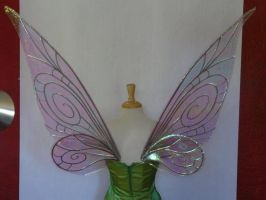 Tinkerbell Wings, Back by FaeryAzarelle