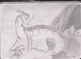 The Birth Of Drakon by Xander-White-Wolf