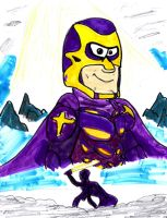Bibleman for the New Year by SonicClone