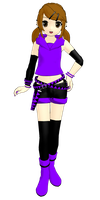 MMD I Even I can be a diva too by brsa