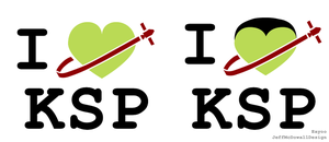 I Heart KSP by jeffmcdowalldesign