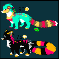 Wuzzles Adopts Adeen [closed] by opadopts