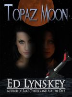 Topaz Moon cover by GothamGuardian