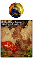 Civilization 5 Art: Kingdom of Bohemia by JanBoruta