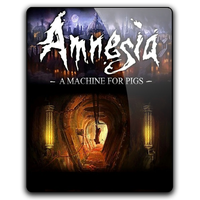 Amnesia A Machine for Pigs by dylonji