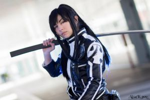 D.Gray man | Sword and fate by Mya-arieS