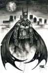 The God-Damn Batman by Jay-Allen-Hansen