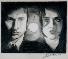 The X-Files by Zelfers