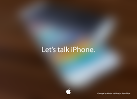 iPhone Next Invitation by theIntensePlayer
