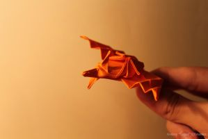 Pterodactyl by Legat1992