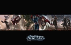 Avengers Wallpaper by Fly-Technique