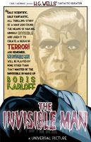 The Invisible Man- Karloff by 4gottenlore