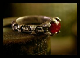 Nazgul Ring of Power by Sauroman