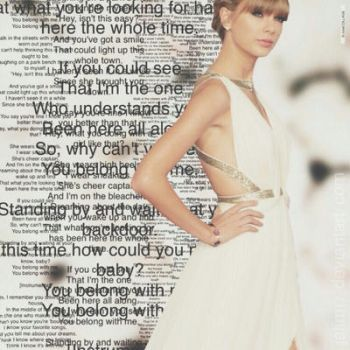 You Belong with me by Taylor Swift  by jalim17