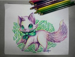 :Emerald: by PrePAWSterous