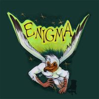 Enigma by therealbloodhound