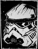 stormtrooper by mjfletcher