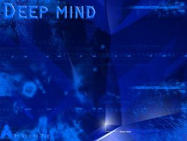 Deep mind by killahbee